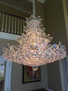 Chandelier Cleaning Pittsburgh